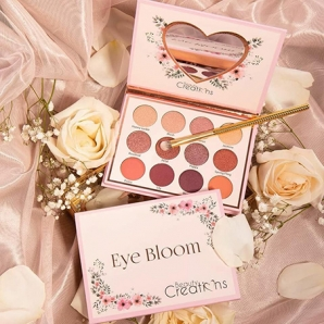 Phấn mắt nhũ 12 ô Eye Bloom beauty - M484